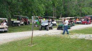2016 Memorial Day Gulf Cart