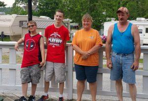 2016 Memorial Day Gulf Cart Winners